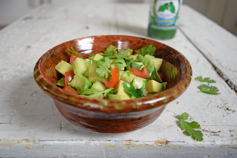 Salsa Avocado Koriander