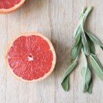 limonade salie grapefruit