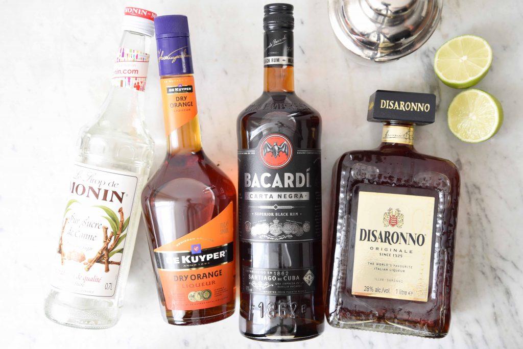 mai tai cocktail ingredienten