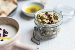 3x olijfolie op de borrelplank