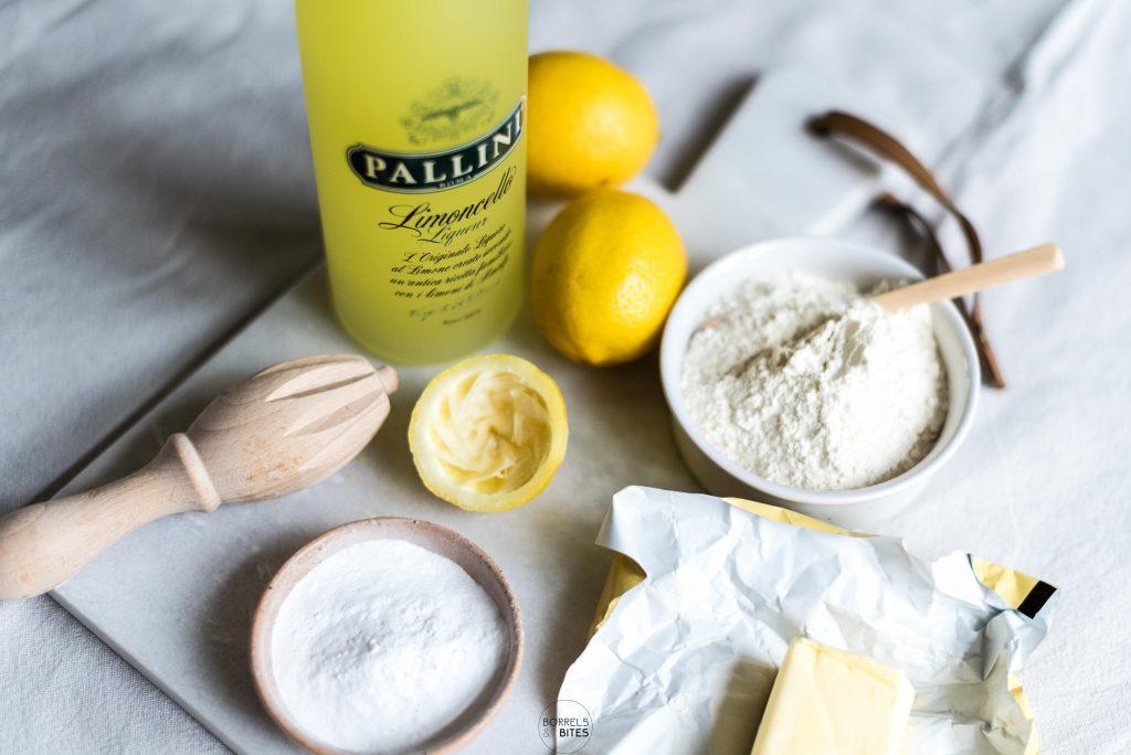 limoncello lemon bar